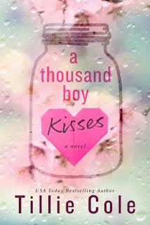 Blog Tour ~~ A Thousand Boy Kisses by Tillie Cole