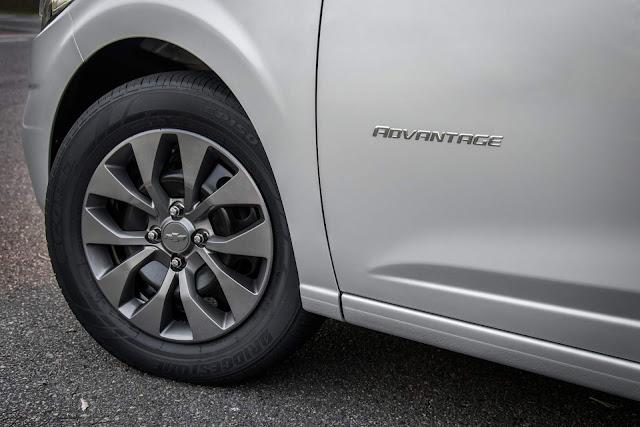 Chevrolet Prisma 2018 Automático Advantage