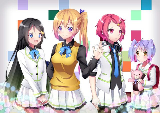 Musaigen no Phantom World Sub Indo : Episode 1-13 END | Anime Loker
