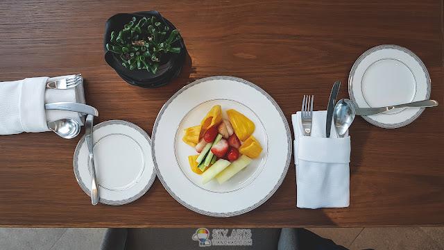 Morning breakfast at E18hteen, Maxims Genting Executive 18th Floor (Crockfords)