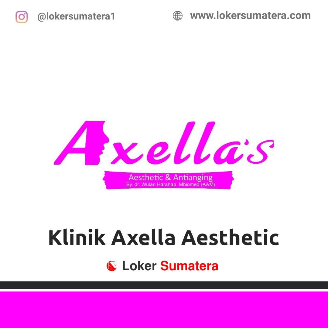 Lowongan Kerja Jambi: Klinik Axella Aesthetic September 2020