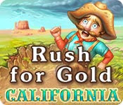 เกมส์ Rush for Gold - California