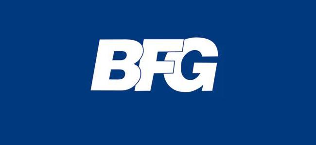 Logo Bankowego Funduszu Gwarancyjnego