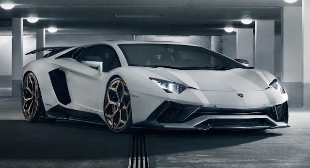Lamborghini, Lamborghini Aventador, Novitec, Tuning