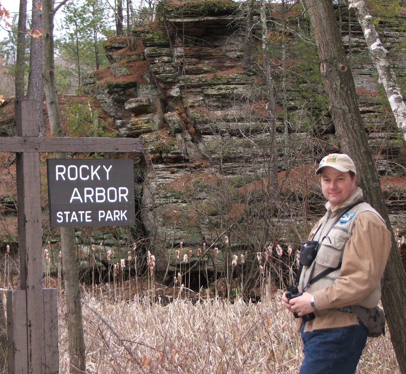 Arbor Park: Birdstud's Birdchat: Recapturing Memories At Rocky Arbor
