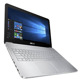 Asus N552VX Drivers for Windows 8.1 and Windows 10 64 bit