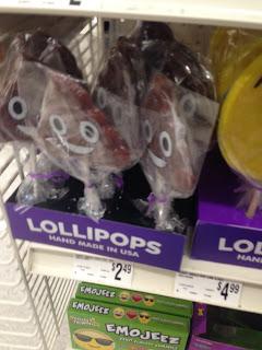 emoji poop lolipop, emoji stocking stuffer, cheap emoji gift, emoji gift for tween