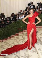 Deepika Padukone Looks stunning in Red Gown at 2018 MET Costume Insute Gala ~  Exclusive 003.jpg