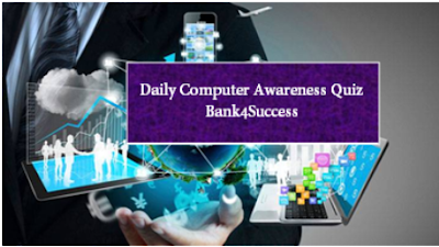 Daily Quiz on Computer Awareness for IBPS RRB | Bihar Co-Operative Set -1