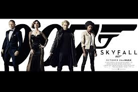 Skyfall - cine series y tv