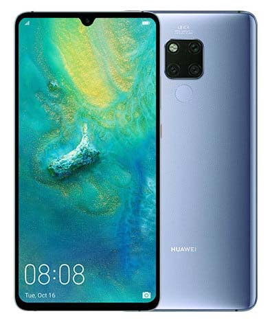Huawei Mate 20 X Phone Feature Review 2019