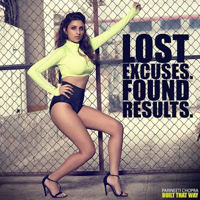 Parineeti Chopra latest hot photoshoot
