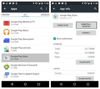 """How to Fix """"Insufficient Space Downloading Error"""" On Android"""
