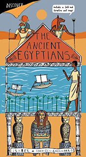 Enter to win the Discover... The Ancient Egyptians  Book Giveaway. Ends 6/30