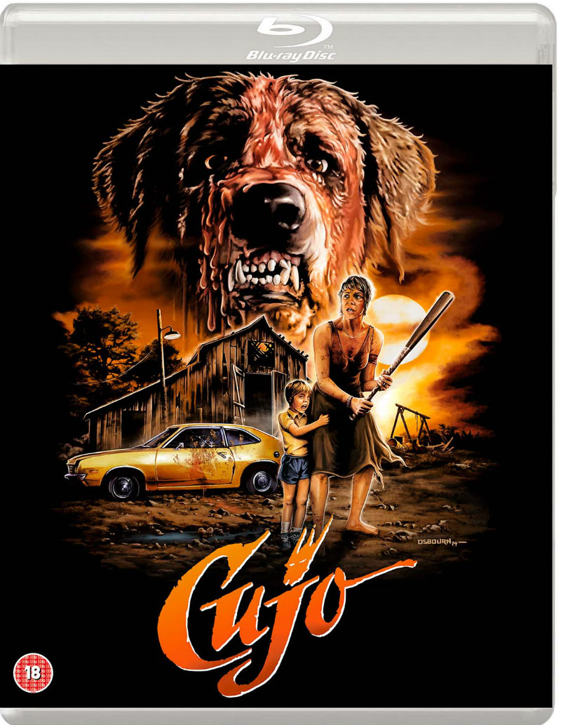 cujo eureka bluray