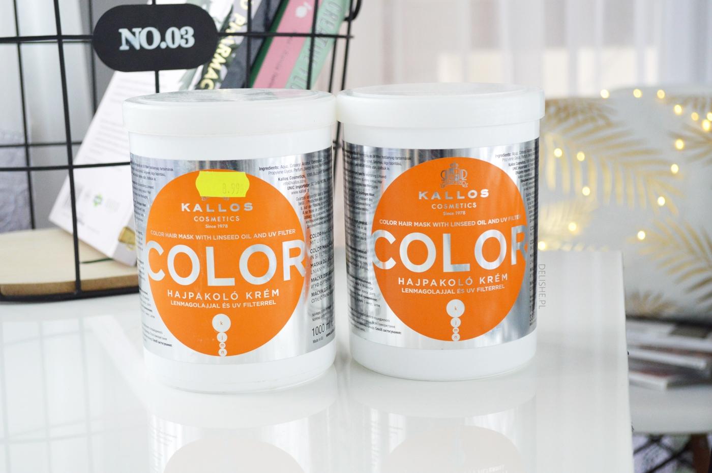 kallos color włosomaniactwo emulgowanie oleju