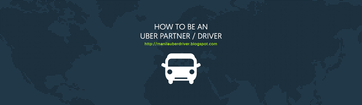 how to be an uber partner driver