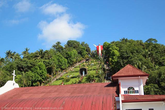 Kamay ni Hesus in Lucban, Quezon