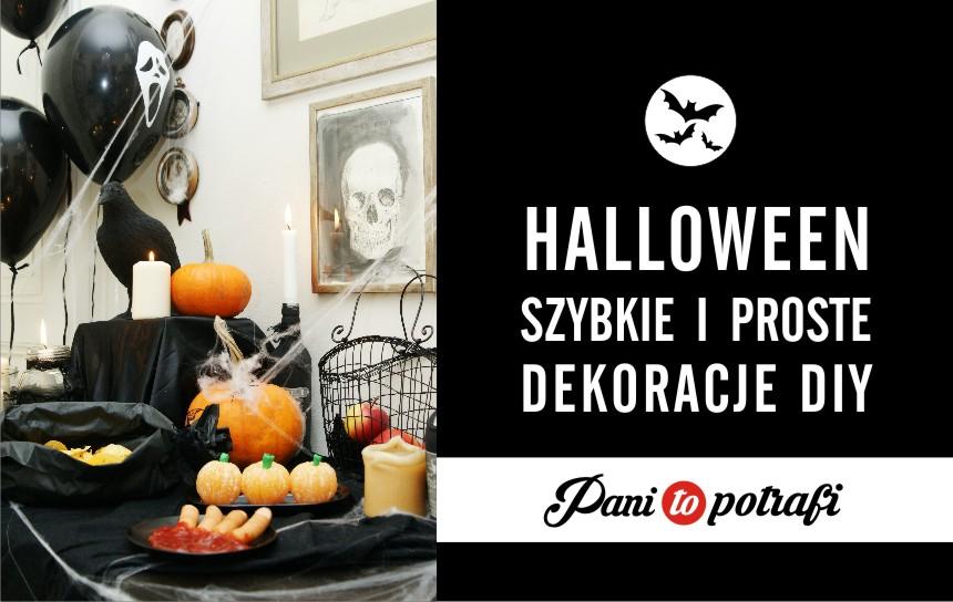 dekoracje na helloween