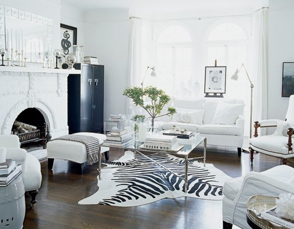 Theme design decorating ideas in white house furniture - White living room ideas ...