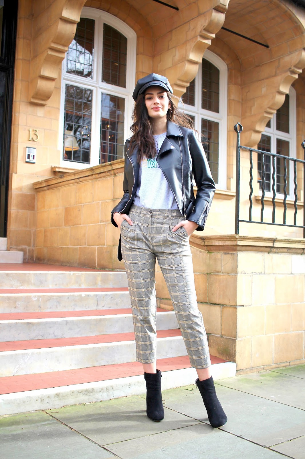 london style fashion blog peexo