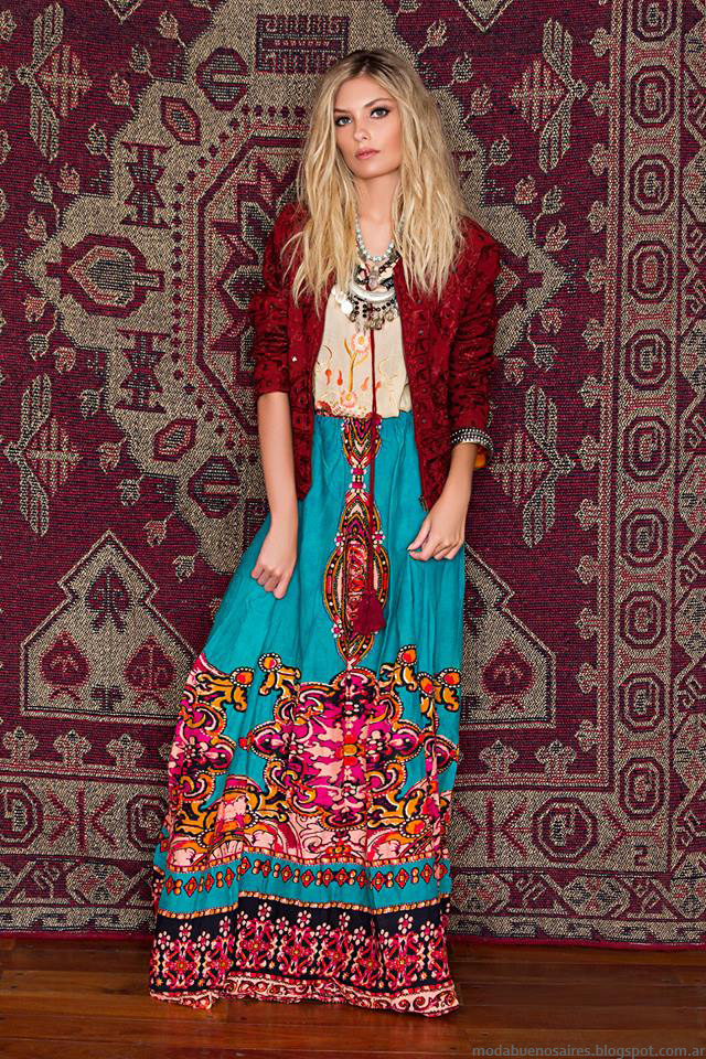 Moda invierno 2016 ropa de moda Sophya, Moda 2016 faldas.