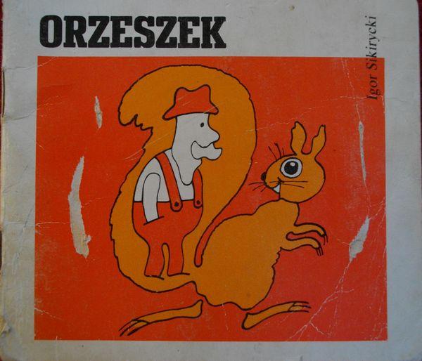 Wilddzikowe Książki Orzeszek