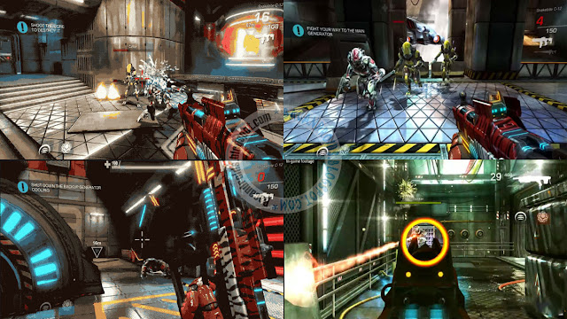 shadowgun legends Apk Dat full Android