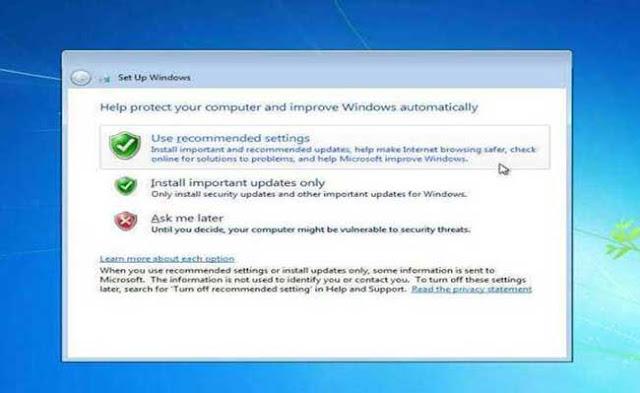20 - Tutorial Menginstal Windows 7