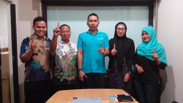 Inhouse Training SEO dan Internet Marketing PT Plesir Alam