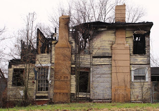 An image of Abandoned House