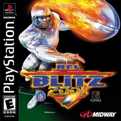 NFL Blitz 2001 - PS1 - ISOs Download