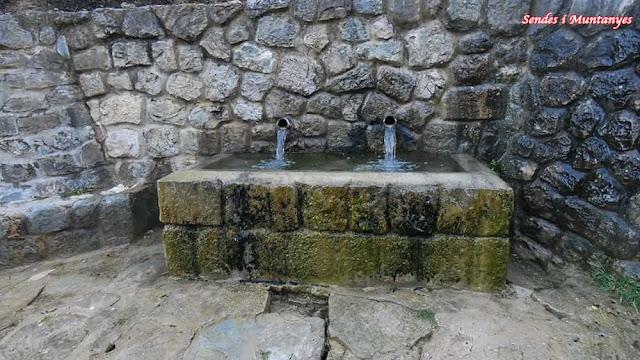 Fuente, río Borosa, Pontones, Sierra de Cazorla, Jaén, Andalucía