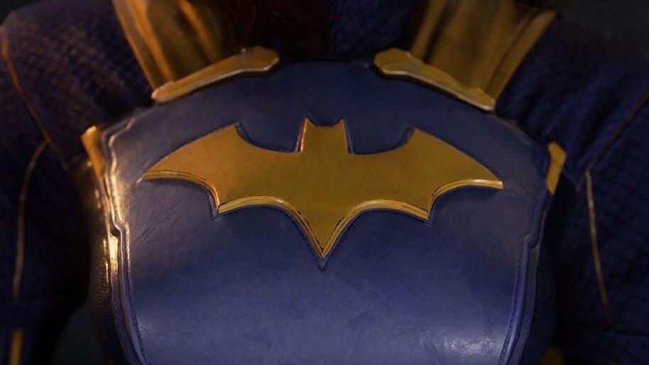Gotham Knights, Batgirl, Logo, 4K, #3.2557