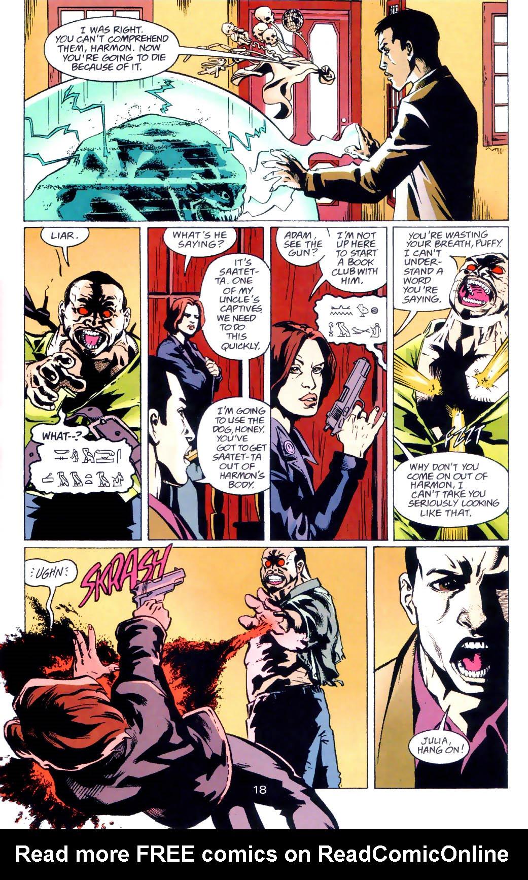Read online Midnight, Mass comic -  Issue #6 - 19