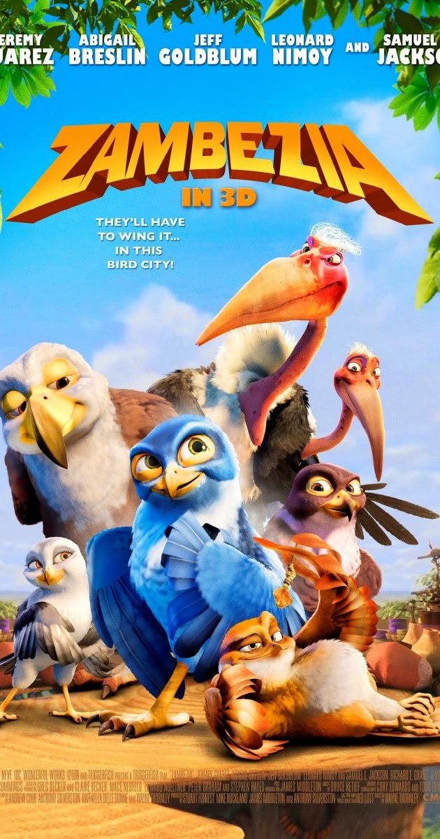 Watch Zambezia (2012) Online For Free Full Movie English Stream