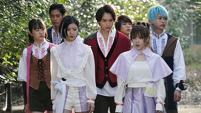 Kishiryu Sentai Ryusoulger Episode 8 Subtitle Indonesia