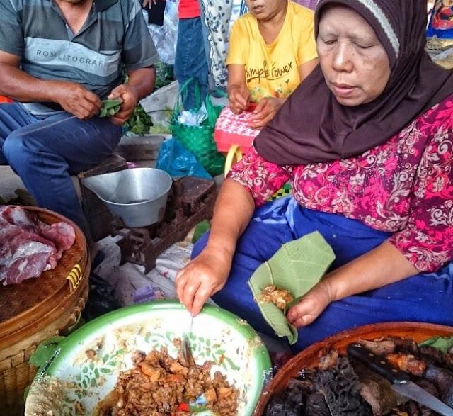 Makanan Kicikan Khas Gunungkidul Yang Nikmat