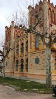 Caldes de Malavella. Balneari Vichy Catalan