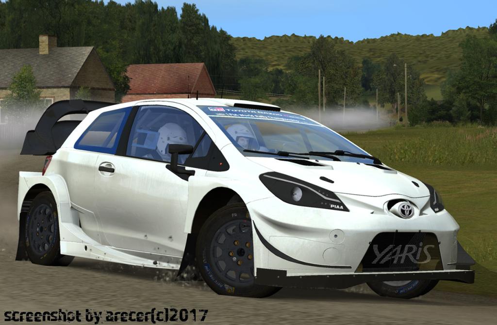 Toyota Yaris Wrc Body Kit >> Yaris Wrc Body Kit   2019 2020 Car Release Date