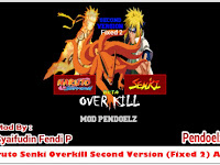 Naruto Senki Overkill Second Version (Fixed 2) Apk