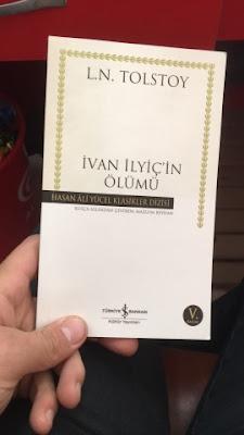 Ivan İlyiç'in Ölümü Tolstoy