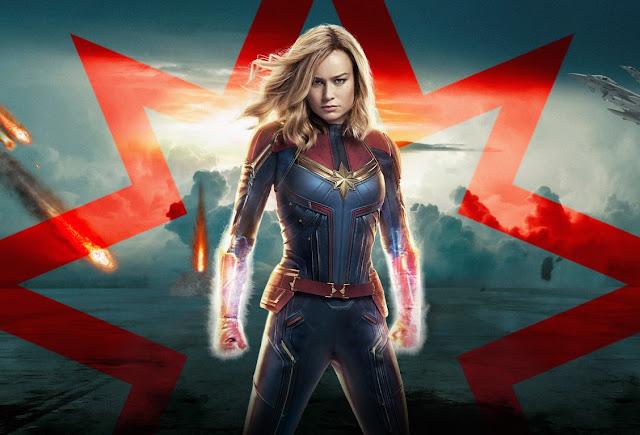 """Capitã Marvel"" ultrapassa US$ 1 bilhão na bilheteria global"