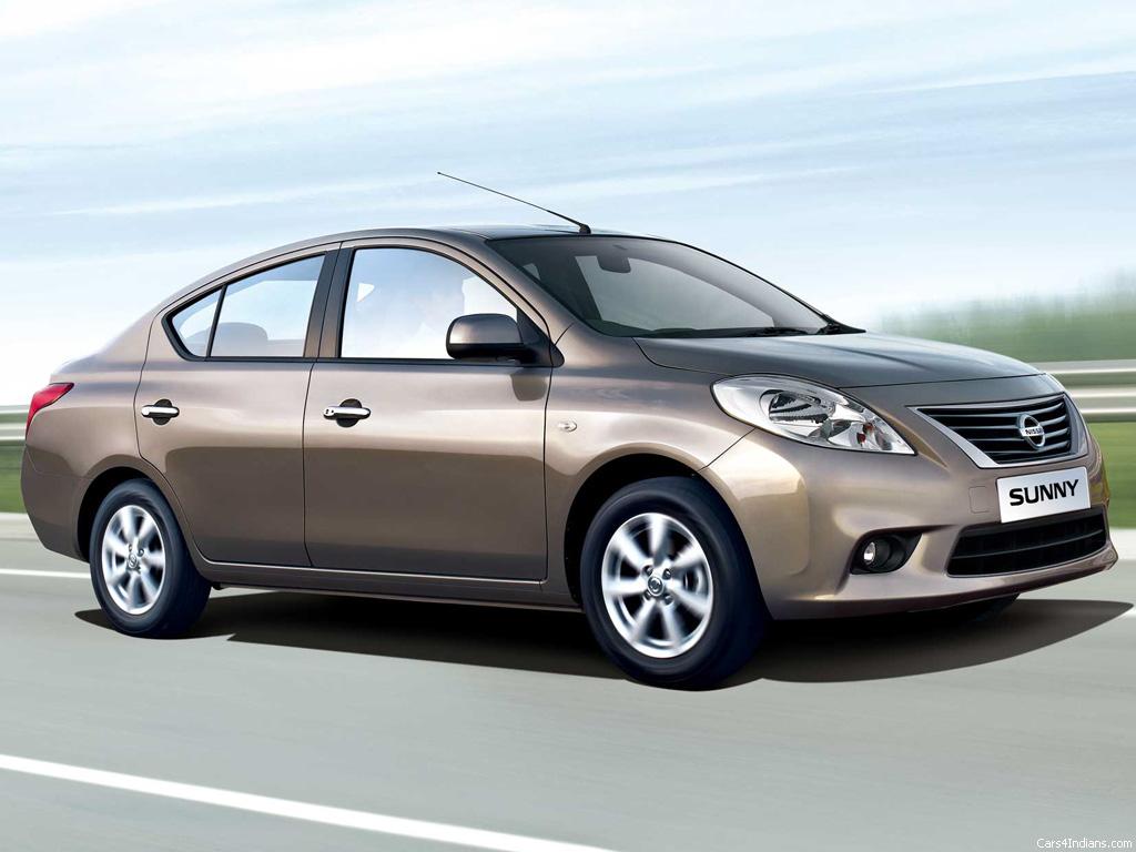 Nissan sunny wallpaper