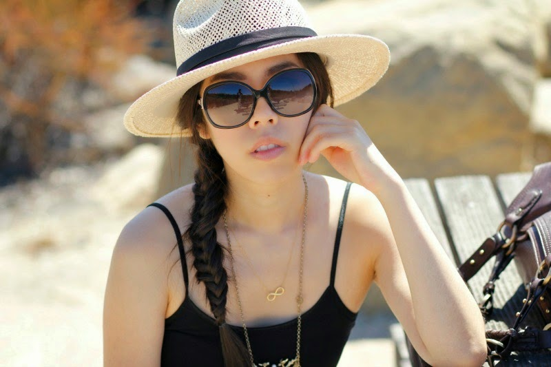Casual bohemian White Lace Midi Skirt_San Diego Fashion Blogger - Adrienne Nguyen, Pharmacy Student