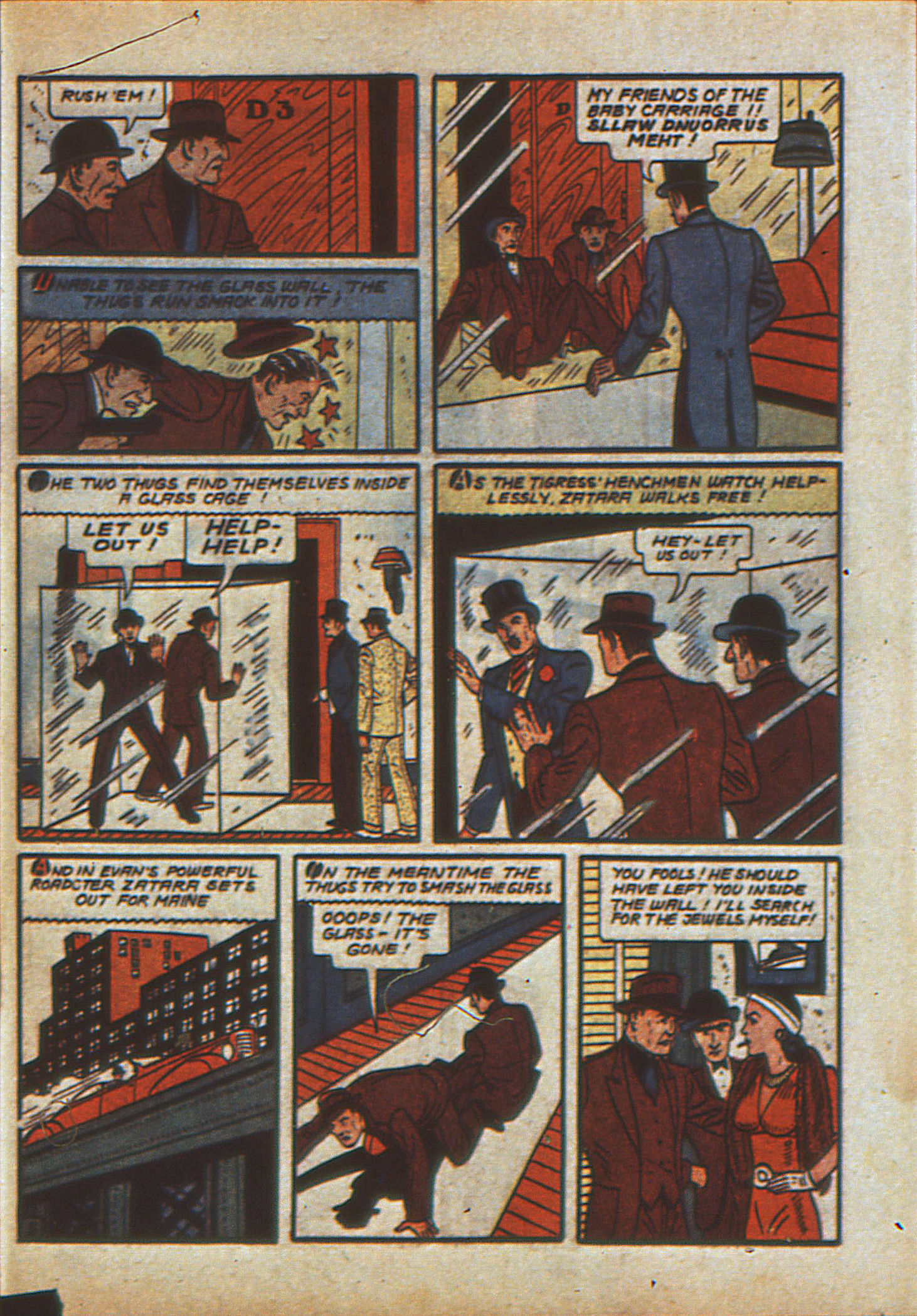 Read online Action Comics (1938) comic -  Issue #23 - 58