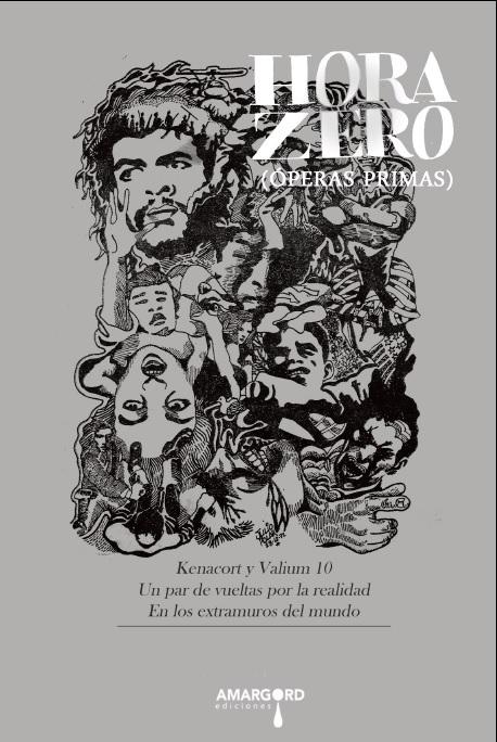 AMARGORD EDICIONES Hora Zero: óperas primas