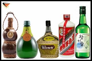 bebidas asiaticas