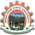 AKSU 2016/17 Direct Entry [Merit] Admission List Out [1st Choice]