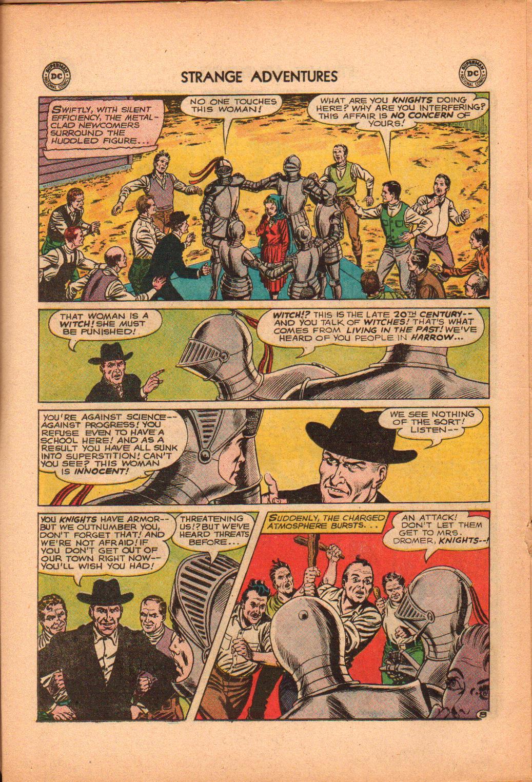 Strange Adventures (1950) issue 156 - Page 22